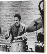 Tony Williams At The Penthouse Wood Print