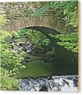 Torc Bridge Wood Print