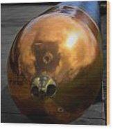 Torpedo  Wood Print