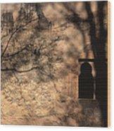 Torre De Las Infantas In The Alhambra Wood Print