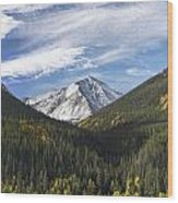 Torreys Peak 3 Wood Print