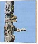 Totem Wood Print