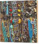 Tourist Souvenirs In Jersualem Israel Wood Print