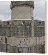 Tower Minceta Wood Print