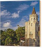 Tower Of St. Sebastian II Wood Print
