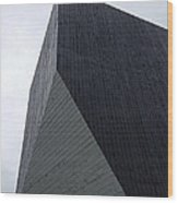 Tower Studio Shoal Bay Fogo Island Newfoundland Wood Print