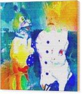 Toy Dreams 1 Wood Print