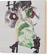 Toyo No Sanagi Wood Print