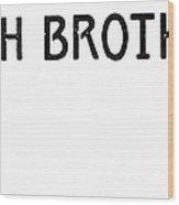 Trademark: Smith Brothers Wood Print