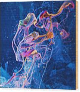 Transcendence - Abstract Art Photography Wood Print