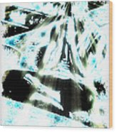 Transcending Wood Print by Frederico Borges