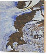Transition Wood Print