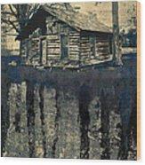 Transitory Wood Print
