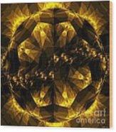 Traveler  Wood Print