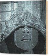 Trayvon Wood Print