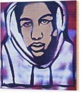 Trayvon's America Wood Print