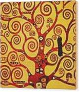 Tree Life Wood Print