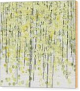 Tree Series3 Wood Print