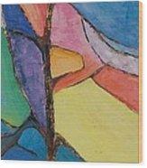 Tree Sky Symphony - Sold Wood Print