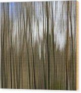 Trees #2 Wood Print