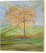 Treesa Wood Print