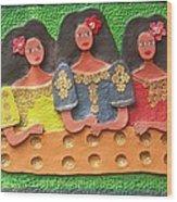 Tres Marias Wood Print