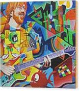 Trey Kandinsky  Wood Print