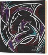 Tribal Essence - Sold Wood Print