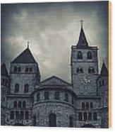 Trier Wood Print