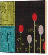 Triploflo - Original Wood Print