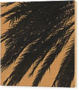 Tropical Dream Wood Print