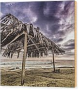 Tropical Solace Wood Print