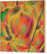 Trosangle Wood Print