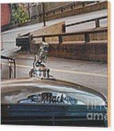 Truck - The Mack Bulldog Wood Print