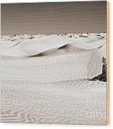 Tuareg Wood Print