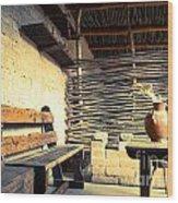 Tubac Presidio Wood Print