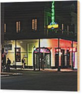 Tujague's Restaurant New Orleans Wood Print