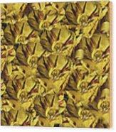 Tulip Duvet Wood Print