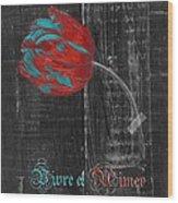Tulip - Vivre Et Aimer S11ct04t Wood Print