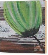 Tulip1 Wood Print