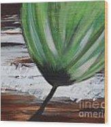 Tulip2 Wood Print
