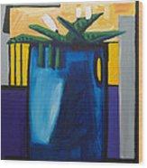 Tulipani T4 Wood Print