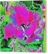 Tulips - Perfect Love - Photopower 2183 Wood Print