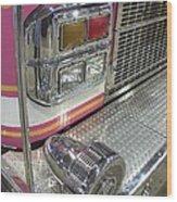 Tulsa Fire Department At State Fair P5 Wood Print
