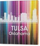 Tulsa Ok 2 Wood Print