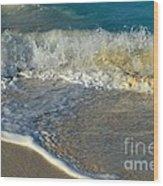 Turk Surf Wood Print