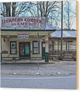 Turners Corner Wood Print by Bob Jackson
