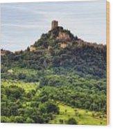 Tuscany - Castiglione D'orcia Wood Print