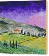 Tuscany 663110 Wood Print