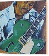 Tuskegee Blues Wood Print